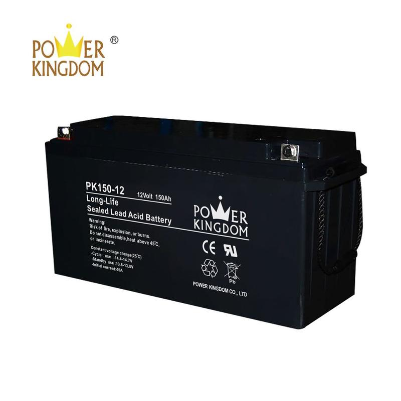 12v150ah UPS rechargeable batteries agm lead acid batteries