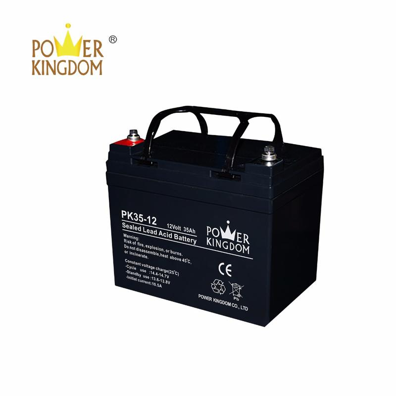 12v 35ah lead acid ups battery