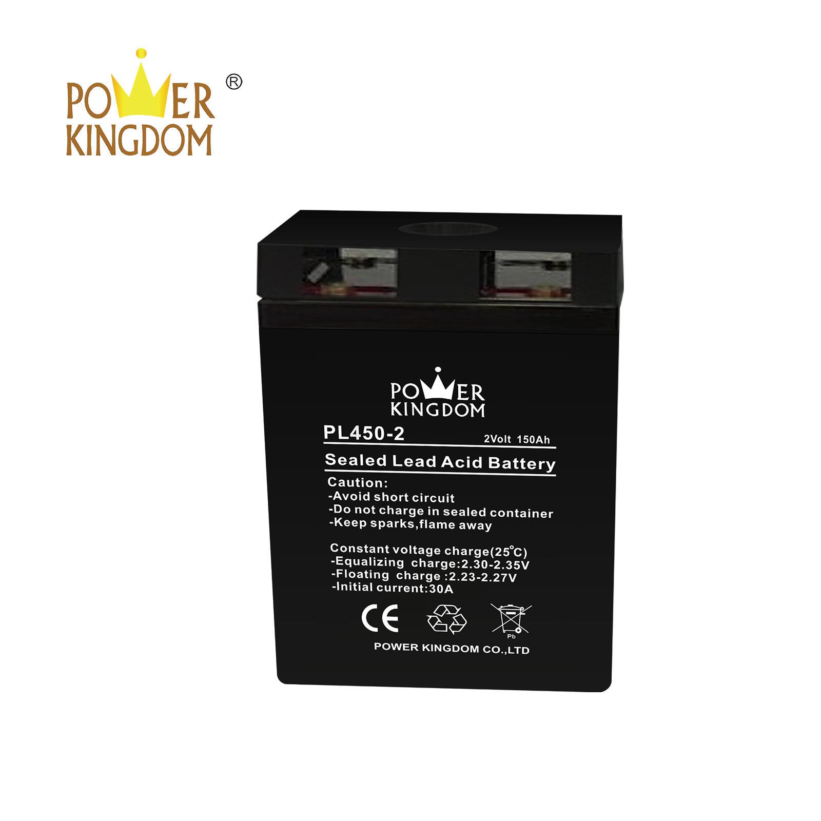 2v batteries 450ah agm batteries for solar panel system telecom ups system