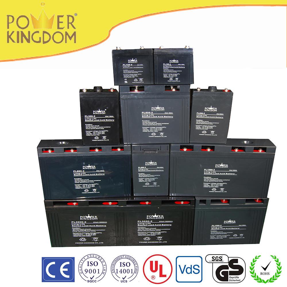 promotion sealed lead acid battery 2v 100ah batteries