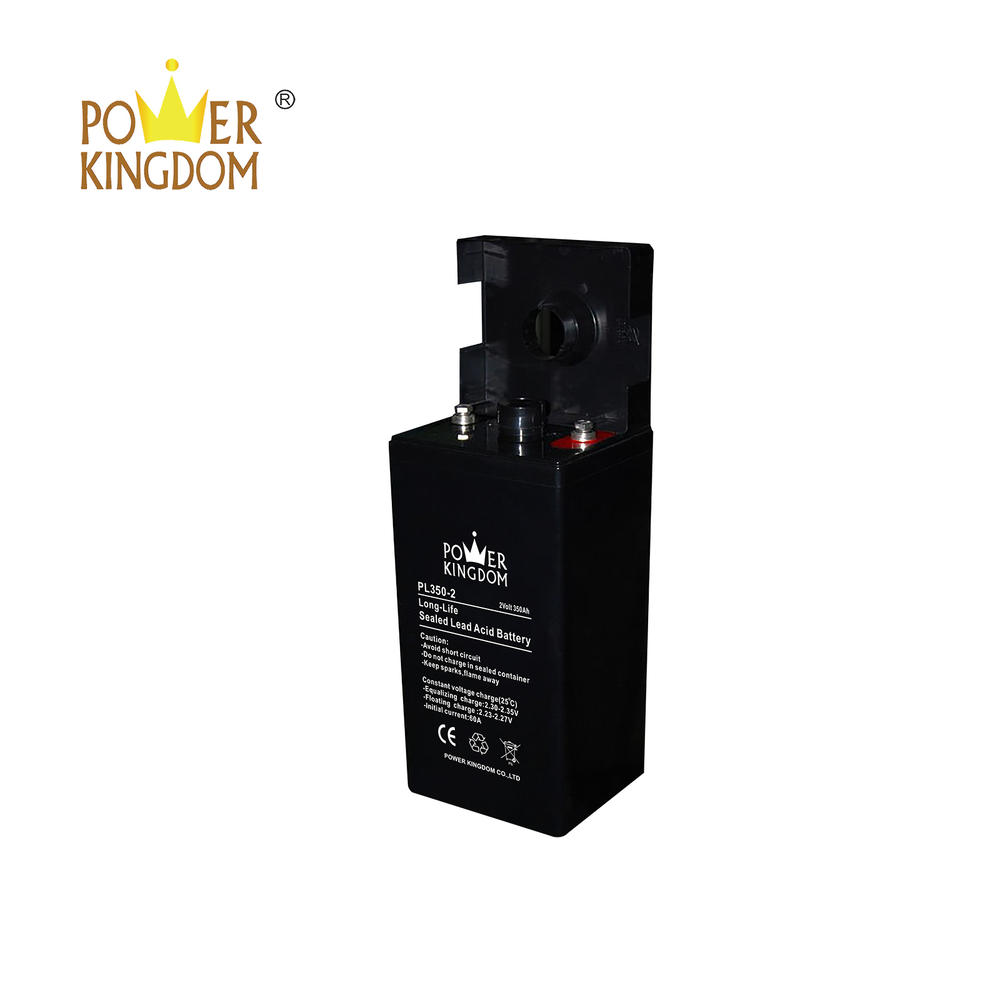 Top quality 2v 350ah VRLA batteries SLA battery big supplier in China