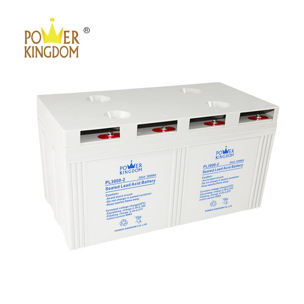 Best 2v battery solar system battery 1000ah 3000ah big battery