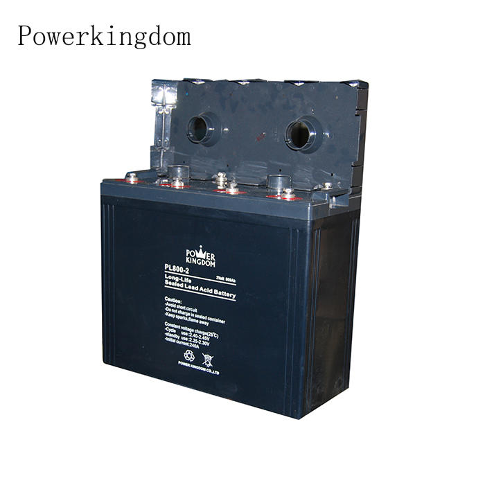 2v Cheap Price High Quality 800AH 6v 12v 24v Rechargeable Storage UPS Lead Acid Battery