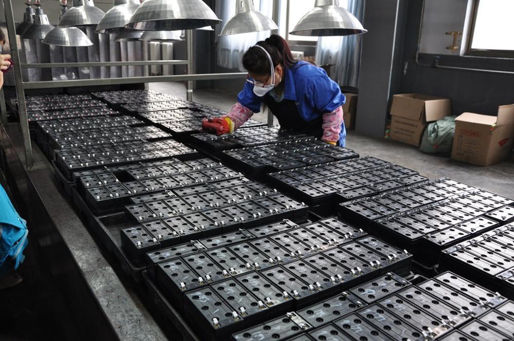 Vrla Tester Solar 2V 400Ah Bank Sealed Lead Acid Battery