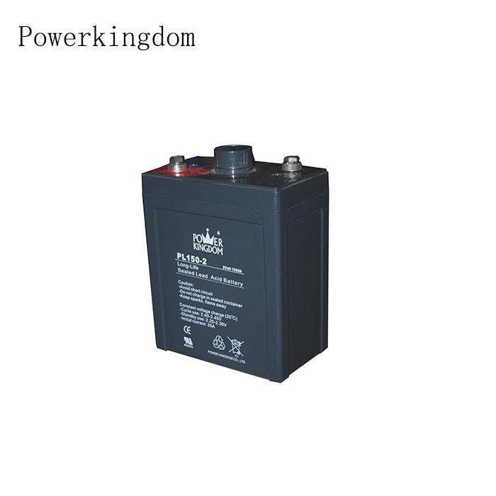2v nominal voltage gel 150ah cctv battery emergency lighting battery packbattery power bank