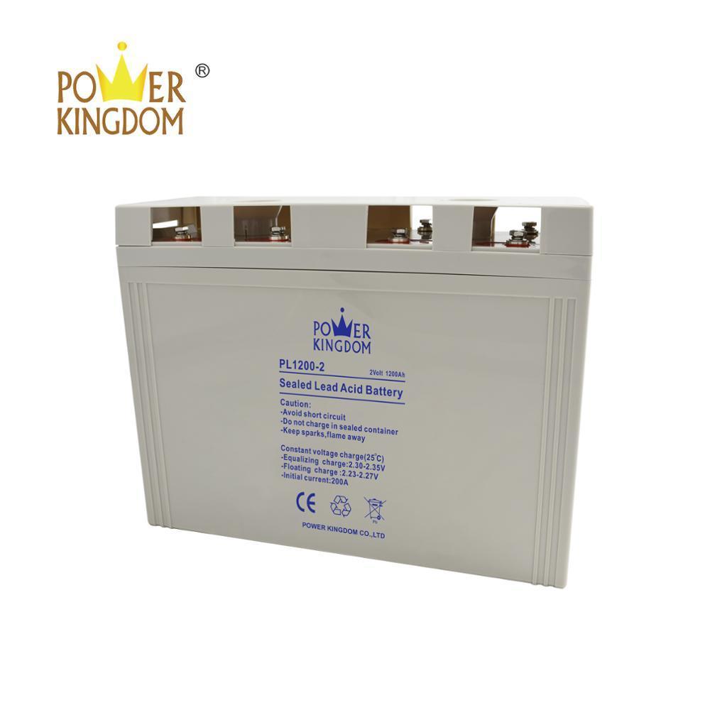 2v 1200ah storage battery solar batteries