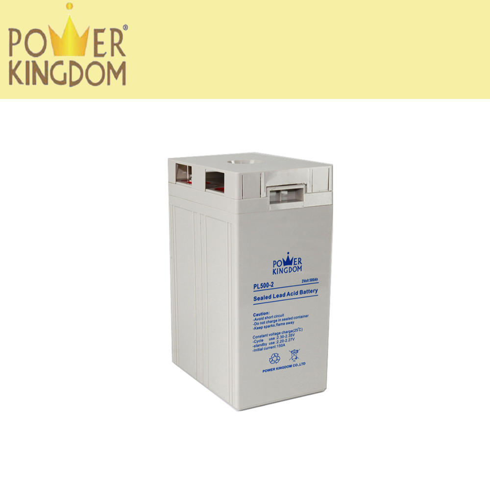 Battery solar opzs inverter battery 2v 500ah lead aicd battery opzs