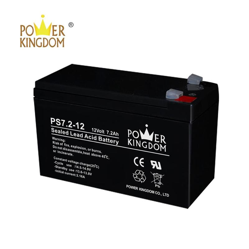 12V 7.2Ah Battery Price for scooter