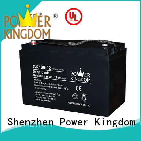 Power Kingdom long standby life industrial ups factory wind power system