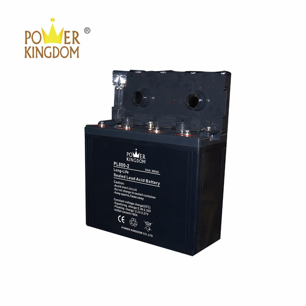 2V800Ah Back-up type ups battery dry battery for ups uninterrupted power supply big battery