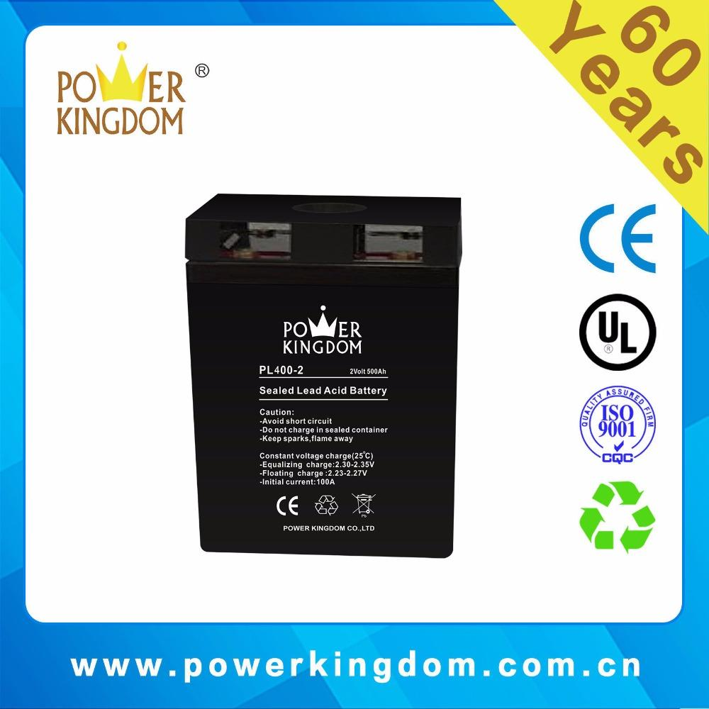 2v 400ah VRLA battery telecom battery