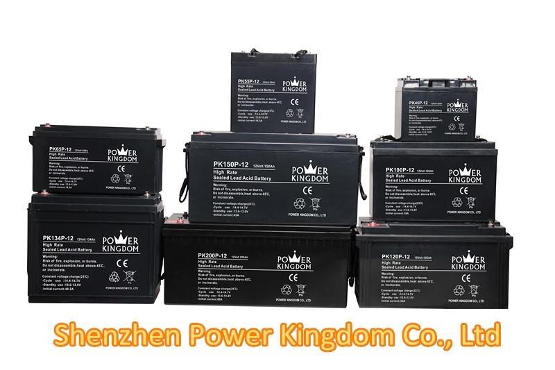 Telecom Battery 2V 600AH
