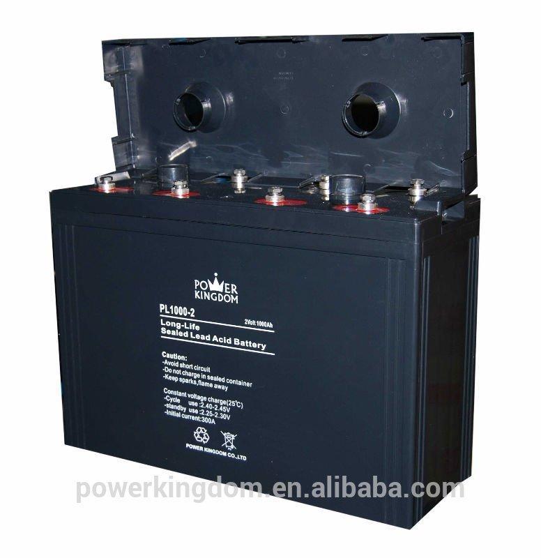 Price for 2V 1000ah AGM TELECOM battery