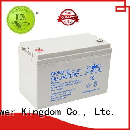 higher specific energy rechargeable sealed lead acid battery design medical equipment