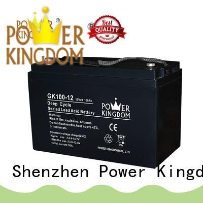 Power Kingdom higher specific energy industrial ups design medical equipment
