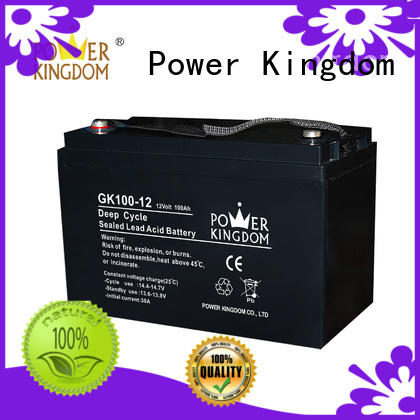 Power Kingdom high consistency ups battery pack design wind power system