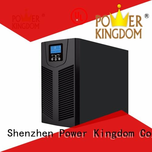 Power Kingdom 12v solar battery with good price UPS & EPS system