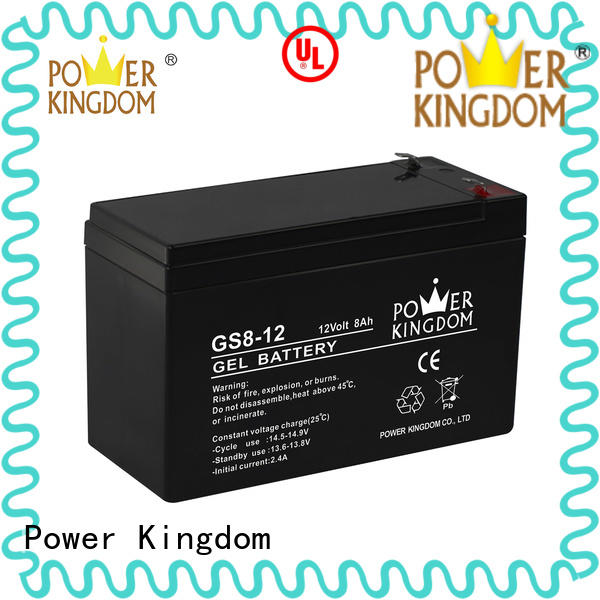 Power Kingdom high consistency industrial ups factory wind power system