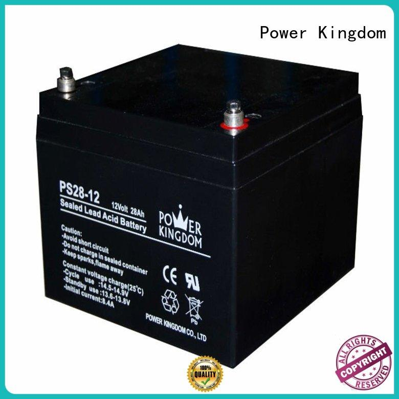 Power Kingdom high consistency industrial ups design solor system