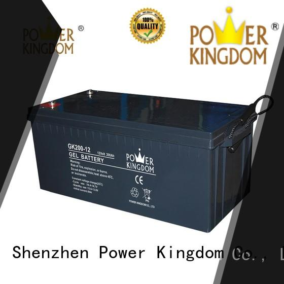 Power Kingdom high consistency industrial ups design wind power system