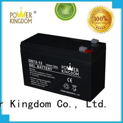 Power Kingdom 12v lead acid battery inquire now medical equipment