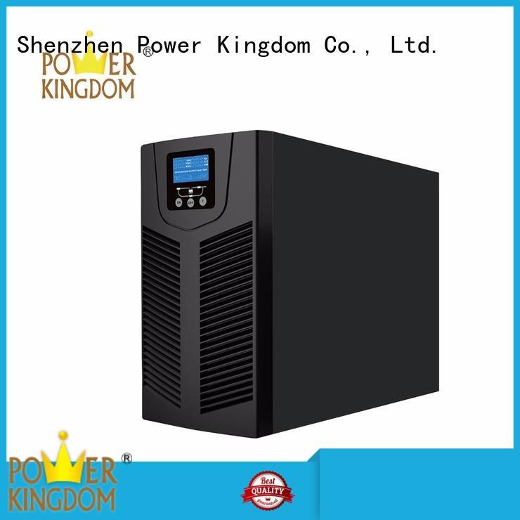 Power Kingdom vrla lead acid battery with good price Railway systems