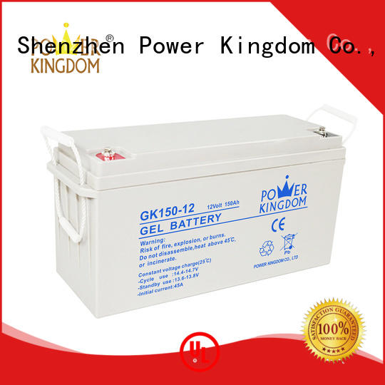 high consistency rechargeable sealed lead acid battery design wind power system
