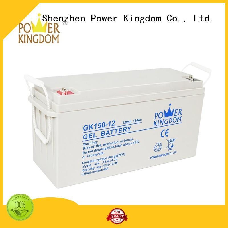 higher specific energy 12v lead acid battery design solor system
