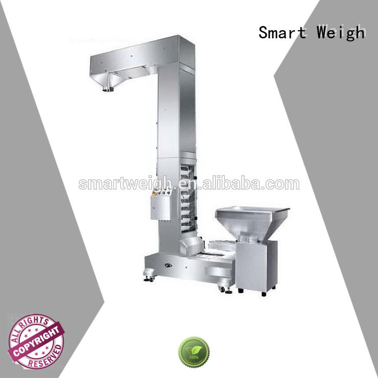 Smart Weigh grade bucket conveyor China manufacturer for food weighing
