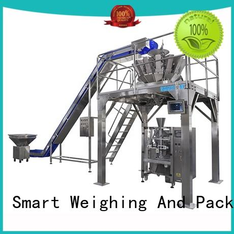Smart Weigh latest stick pack machine for sale in bulk for foof handling