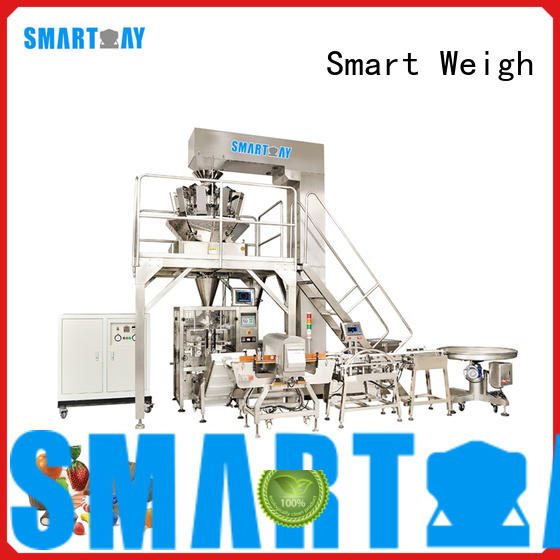 Smart Weigh crisp packaging equipment order now for food labeling