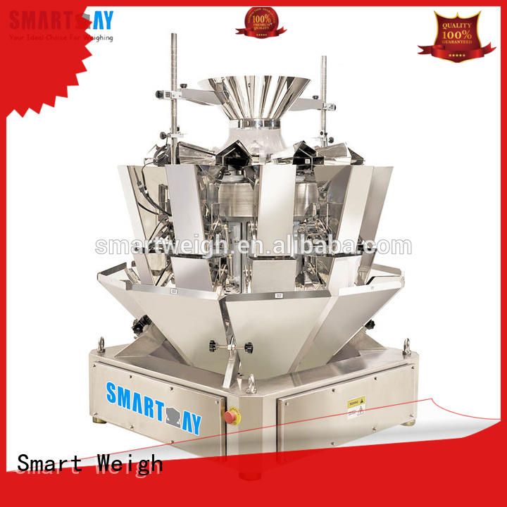 Smart Weigh swml14 metal detector factory for food packing