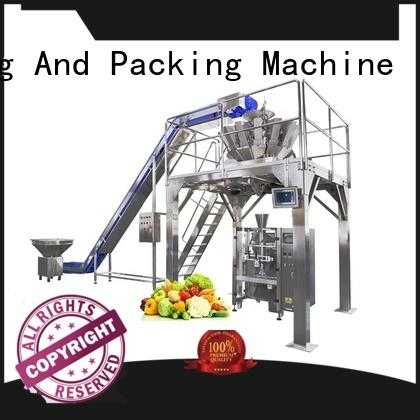 Smart Weigh latest pouch packing machine suppliers for chips packing