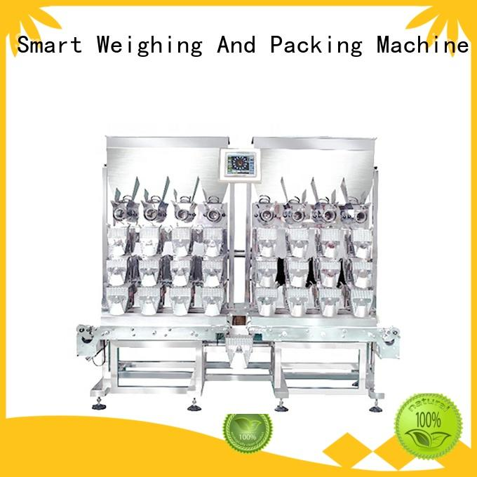 Smart Weigh accurate weigher machine suppliers for food weighing