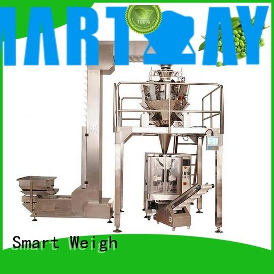 Smart Weigh fish packing machine suppliers for foof handling