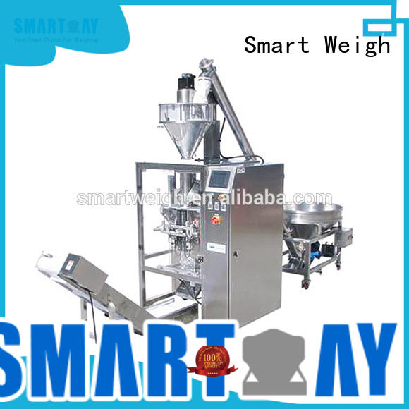 stable flour filling machine doy with cheap price for food weighing