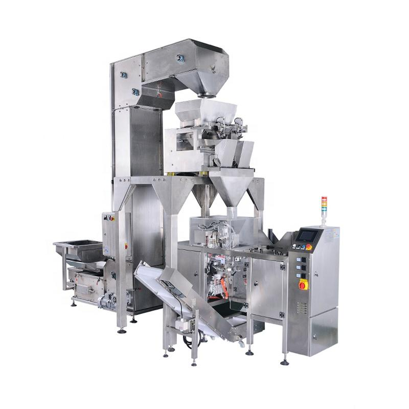 Factory directly sale high speed electronic automatic cookie biscuit granule packing machine