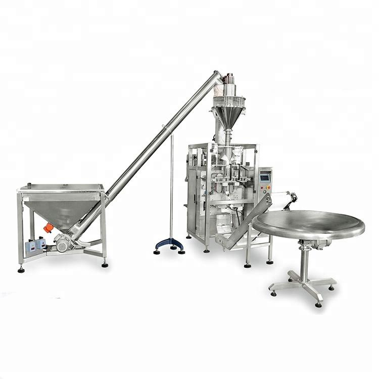 Low Price High-efficient Spices Powder VerticalPackaging Machine