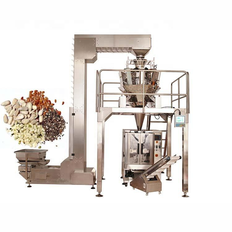 Chinese professional manufacturer durable spinach packing machine