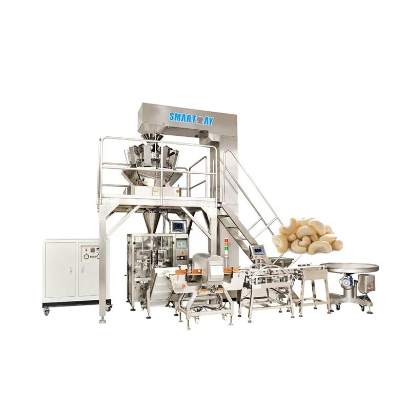 Automatic Cashew Nut Roasted Peanut Packing Machine