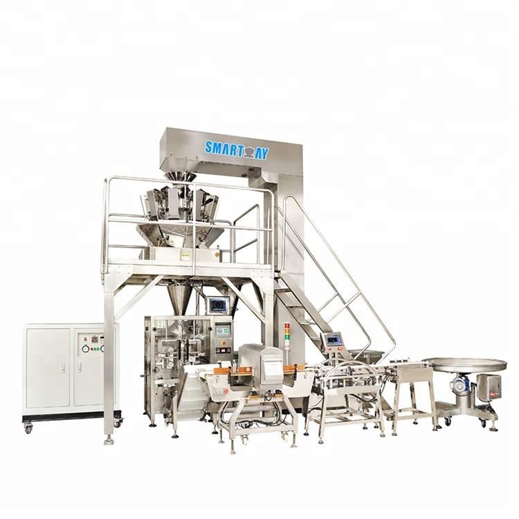 Low Cost Standard Automatic Pasta Packaging Machine