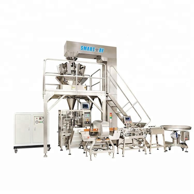 Automatic Lollipop Sweet Hard Candy Packing Machine
