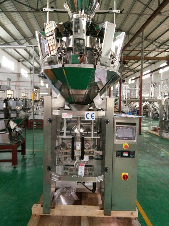 SW-M10P420 CE Automatic Pillow Bag Combine Weighing and Packing machine for Snack Food/Dried Fruits/Nuts/Screw/Cereal/Corn/Candy