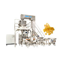 CE Automatic weighing and packing line for macaroni/pasta/flour