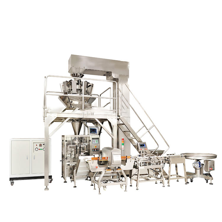 Automatic 5kg 1kg rice packing machine 30 bags per min in lahore pakistan