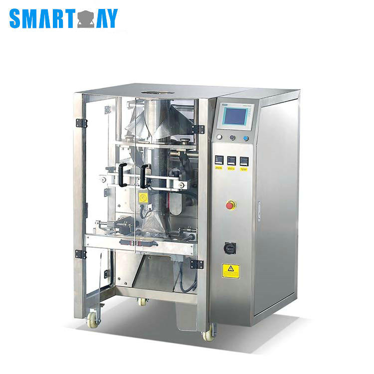 Pillow Bag Automatic Nail Bolt Screw Filling Packing Machine