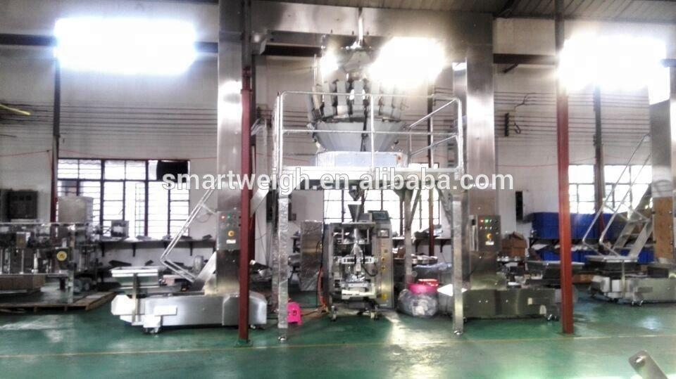2018 high quality multifunction automatic cereal packaging machinery
