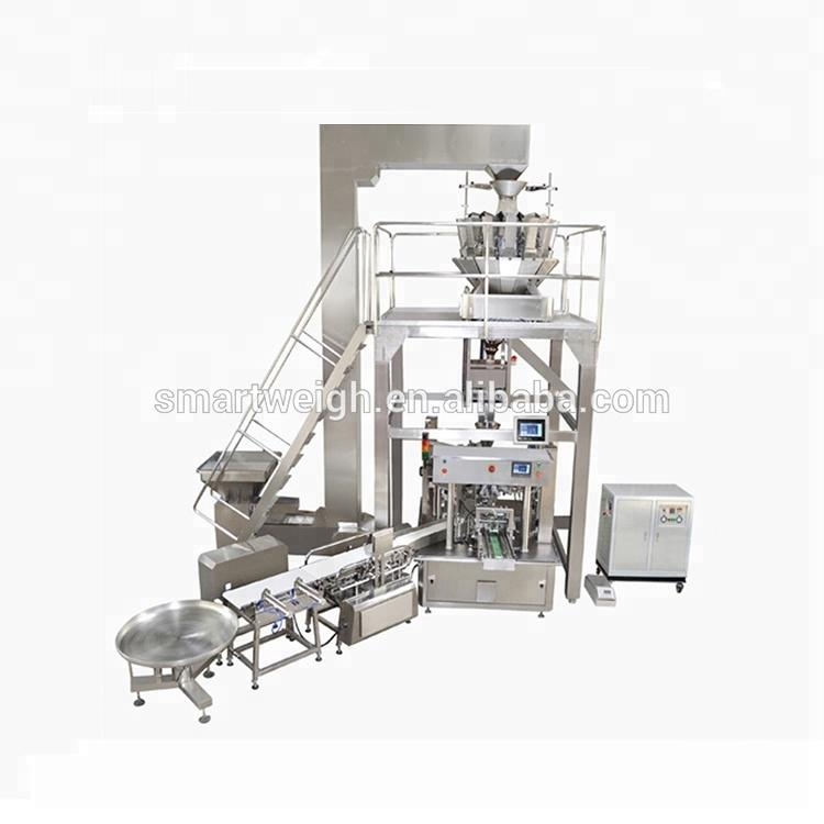 2020 automatic pouches breakfast cereal packing machine
