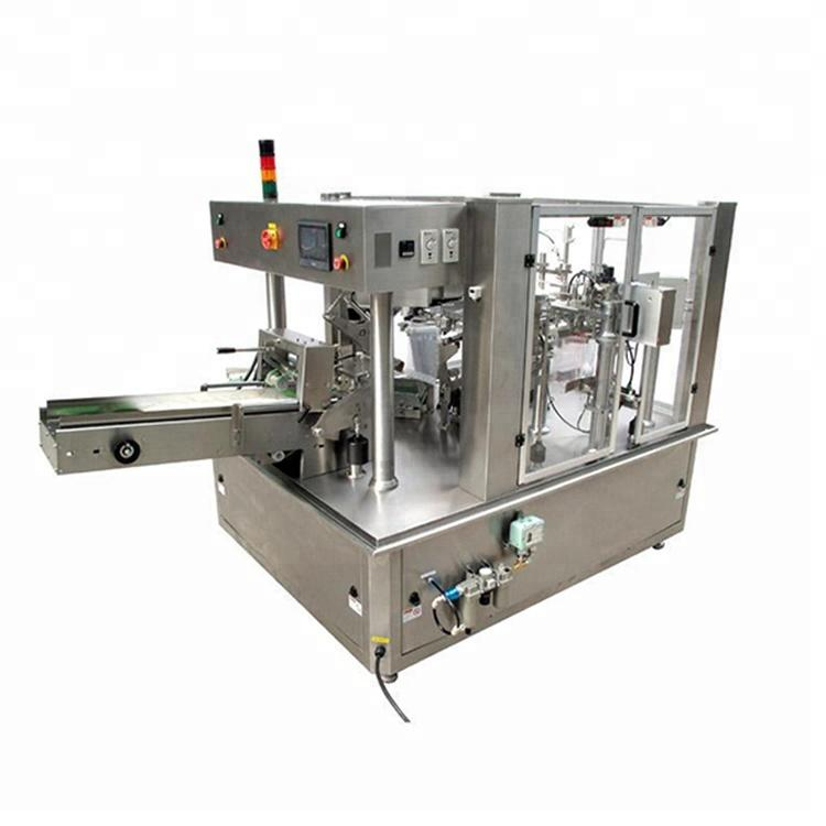 2018 automatic cookie biscuit packing machine