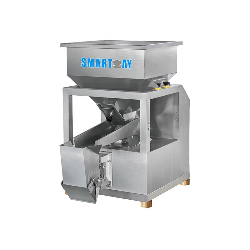 Economic Single Head 1 Head Weigher For Granule